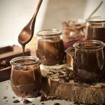 Crema de cacao y avellanas casera para unas  meriendas como las de antes .