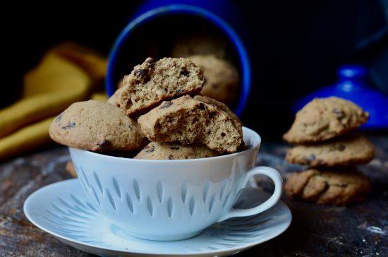 Cookies en una taza