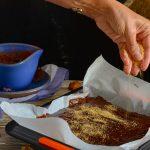 Brownie de canela
