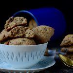 tazón de cookies