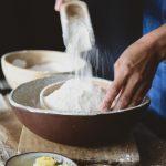 Amasado de los panes de viena