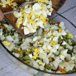 verduras para la ensaladilla